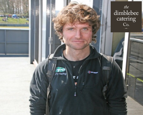 dimblebee vip catering guy martin superbikes donington vip package caterers