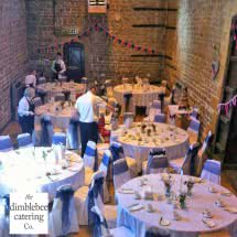 wedding caterers in Northamptonshire and Oxford