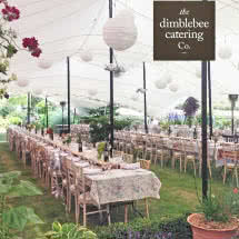 Dimblebee Wedding Caterers Outside Catering bbq buffets and canapes leicester canapes northampton oxford warwick