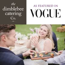 Dimblebee Wedding Caterers Outside Catering bbq buffets and canapes leicester canapes northampton