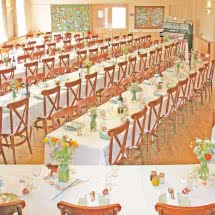 stunning village hall catering foxton kegworth barkby wymeswold quorn ruthland branston northamptonshire vintage rustic fete stye