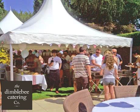 bbq rothley swithland afternoon tea family party celebration funeral buffets bowl foods wines