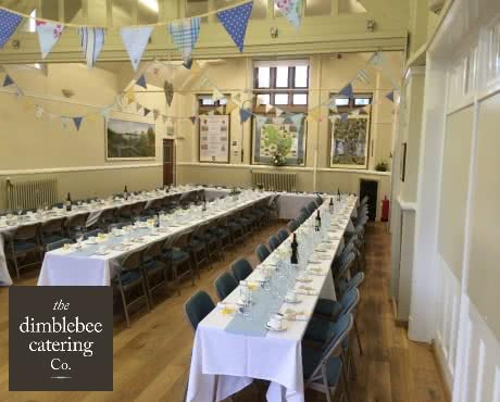 village hall weddings leicester forest weddings blank canvas fete wedding caterers birmingham